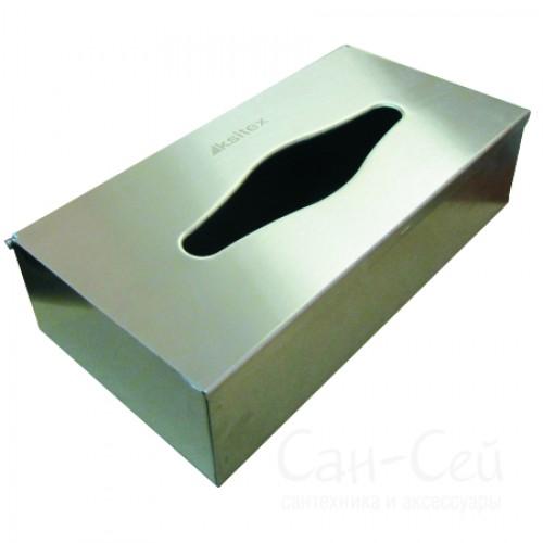 Диспенсер для бумажных салфеток Ksitex PB-28M матовый