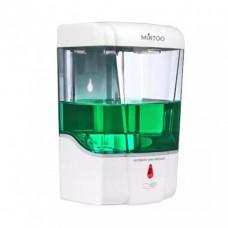 Автоматический дозатор для антисептика и жидкого мыла MIRTOO LT0890 (капельный), 700 мл