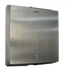 Диспенсер для бумажных полотенец Nofer 04006.B металлический, глянцевый
