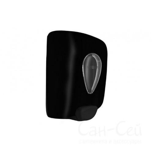 Диспенсер для жидкого мыла Nofer 03036 N наливной, черный