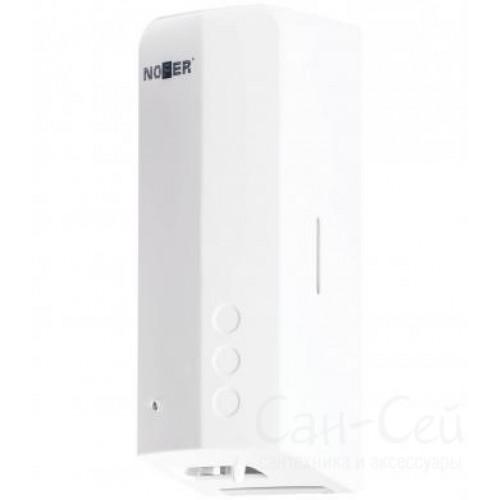Дозатор для мыла Nofer automativevo 03038.W, белый, сенсорный, белый
