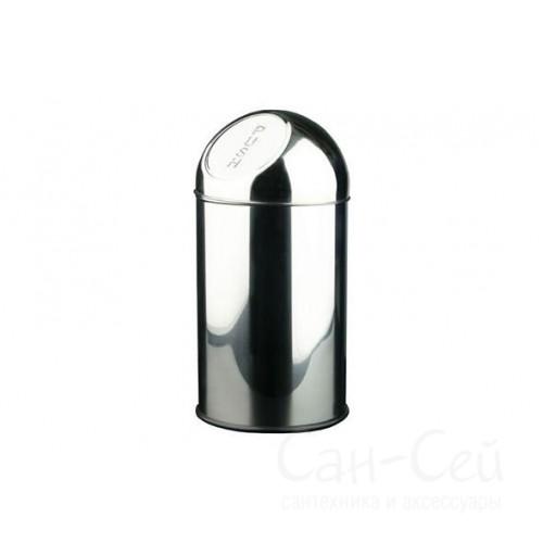 Ведро для мусора Nofer с крышкой push-open 14114 В