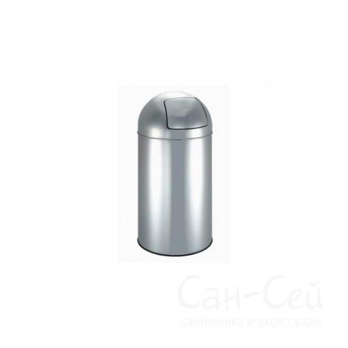 Ведро для мусора Nofer с крышкой push-open 14116 В