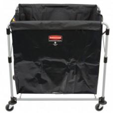 Тележка для белья Rubbermaid X-Cart на 300 литров 1871644