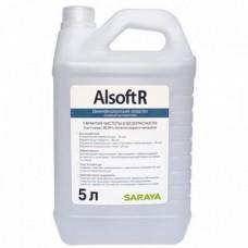 Кожный антисептик Alsoft R широкого применения, 5 литров