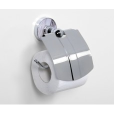 Держатель туалетной бумаги с крышкой WasserKraft Aland K-8525